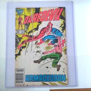 3/$30 Vintage 1986 Dare Devil Comics Book